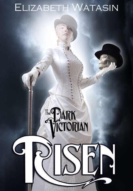 Dark Victorian cover by San Diego Comic Fest guest Elizabeth Watasin