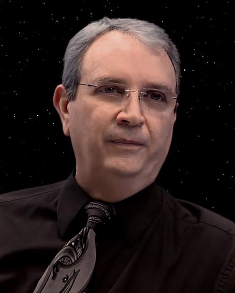 San Diego Comic Fest Guest Science Fiction Author David Gerrold