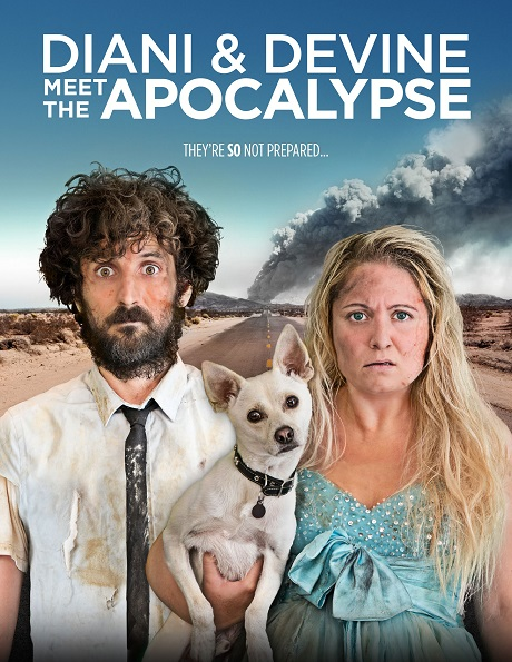 Diani & Devine Meet the Apocalypse to be screened at San Diego Comic Fest