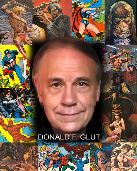 San Diego Comic Fest guest Don Glut