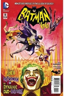 Batman comic cover by San Diego Comic Fest guest Jonathan Case