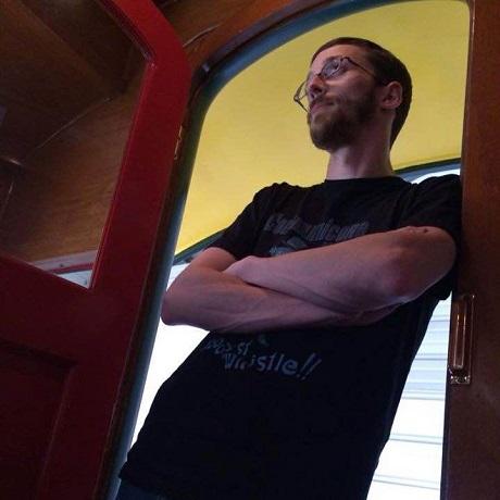 San Diego Comic Fest guest Jeff Heimbuch