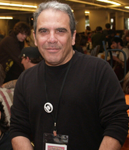 San Diego Comic Fest Guest of Honor Jim Valentino