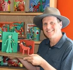 San Diego Comic Fest guest Joe Clokey