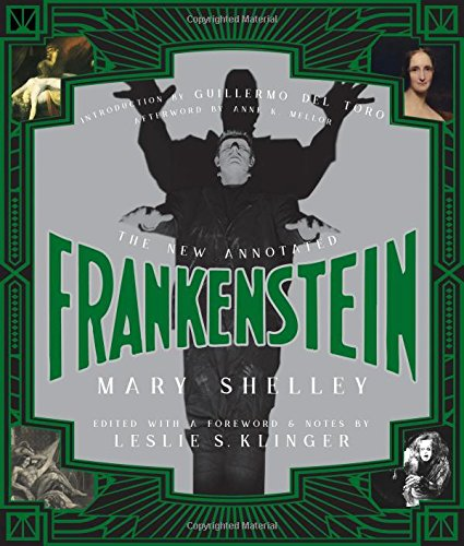 The Annotated Frankenstein by San Diego Comic Fest guest Leslie S Klinger