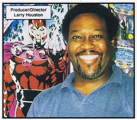San Diego Comic Fest guest Larry Houston