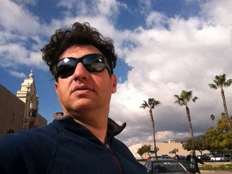 San Diego Comic Fest guest Michael Aushenker