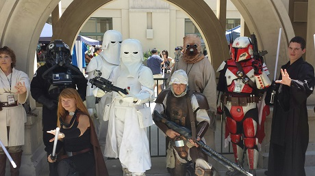 San Diego Star Wars Society to be at the San Diego Comic Fest