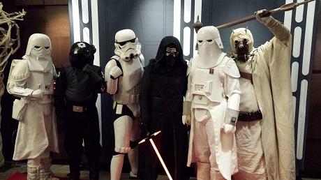 San Diego Star Wars Society at San Diego Comic Fest