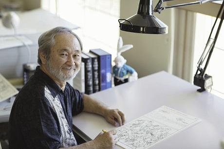 San Diego Comic Fest guest Stan Sakai
