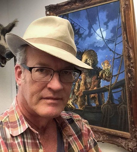 San Diego Comic Fest 2018 guest Steve Purcell