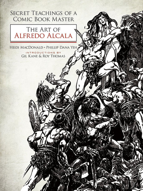 San Diego Comic Fest guest Phil Yeh's Alcala book