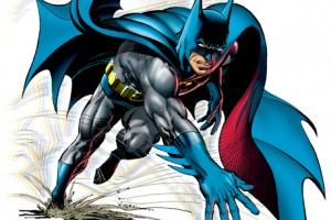 Batman by San Diego Comic Fest 2014 Guest of Honor Neal Adams
