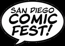 SD Comic Fest logo